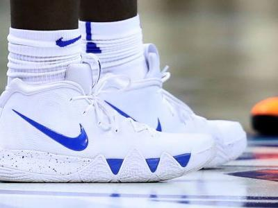 Duke's Zion Williamson on switching shoes for return: They 'were incredible'