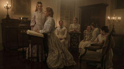 A Wounded Union Soldier In A House Of Southern Women: 'The Beguiled'