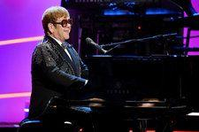 Elton John Serenades Royal Newlyweds Prince Harry and Meghan Markle at Wedding Reception