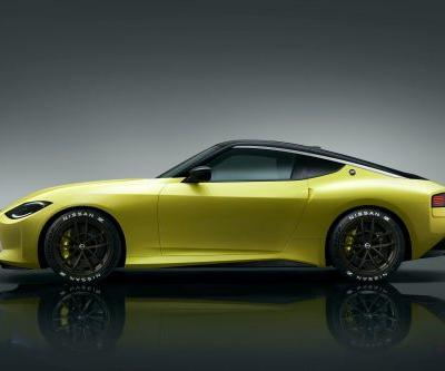 Nissan just showed off a stunning design prototype for the future of its most iconic sports car - check out the Z Proto