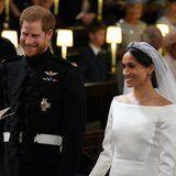 Prince Harry Couldn't Resist Making This Joke to Meghan Markle on His Wedding Day