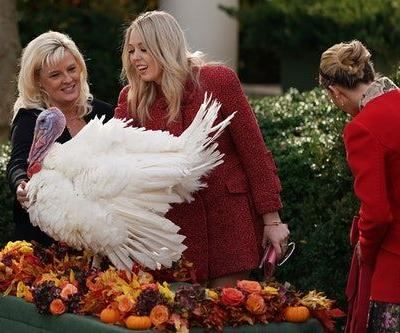 Why Wasn't Tiffany Trump At The 2018 Turkey Pardon? She Skipped The Event