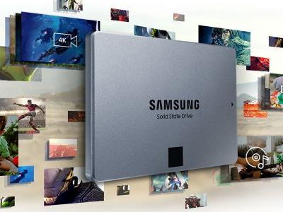 Samsung's new SSD aims to make flash storage cheap as hard drives