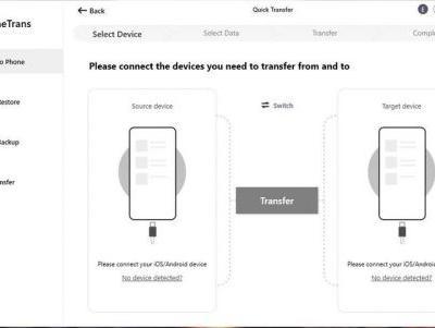 New phone? With PhoneTrans, you can transfer everything with ease