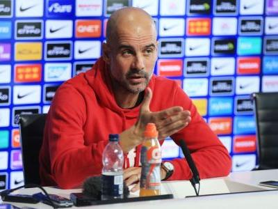 Guardiola: Man City players still not over Champions League heartbreak