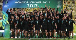 Black Ferns awarded first-ever contracts