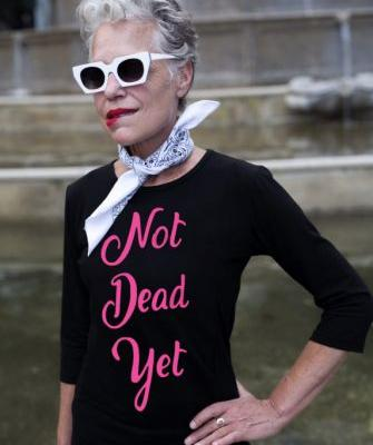 """Not Dead Yet"" T-Shirts Now Available"