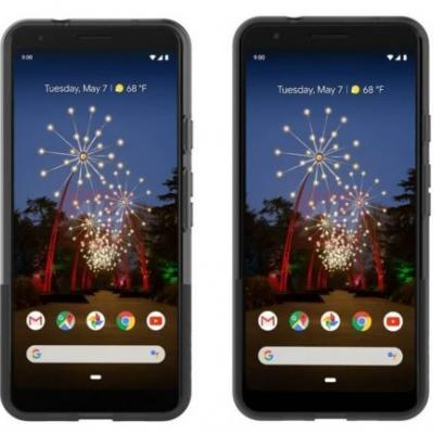 Alleged Official Pixel 3a, Pixel 3a XL Renders Leaked