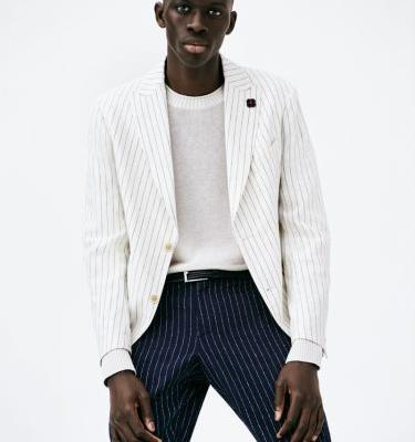 Tommy Hilfiger Delivers Elegant Spring Style with Lardini Collection
