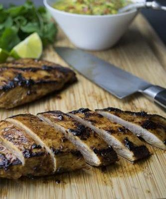 No grill? Try this BBQ chicken recipe