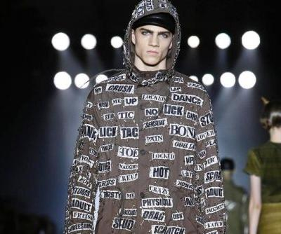 Moschino's Fall/Winter 2018 Collection Offers Punk-Inspired Looks