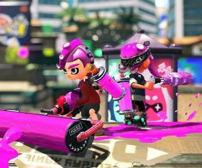 Splatoon 2 producer talks about how the Switch Online paid service will impact the game, open to paid premium multiplayer content