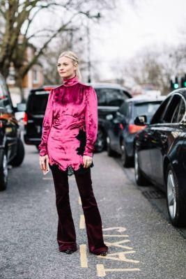 The Best Street Style Spotted at London Fashion Week Fall '17