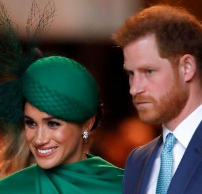 "Here's How Meghan Markle Reportedly ""Embarrassed"" Prince Harry At Princess Eugenie's Wedding"
