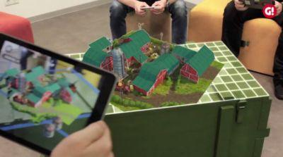 Game Insight offers something new for Guns of Boom fans: Watching in AR