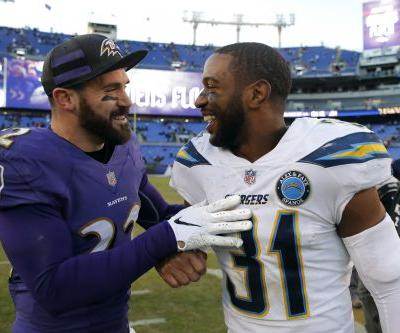 Former Utah star Eric Weddle inks 2-year deal with LA Rams