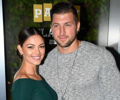 Demi-Leigh Nel-Peters' engagement ring from Tim Tebow worth $1M