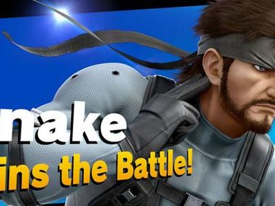 How To Unlock SNAKE In Super Smash Bros. Ultimate