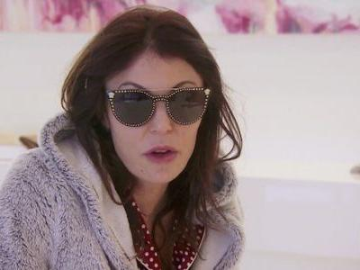 Bethenny Frankel Loses Patience With Luann de Lesseps On Tonight's Real Housewives Of New York