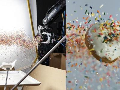 Camera Robots Help Artists Capture Action-Filled Photos and Videos