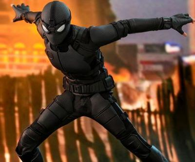 Hot Toys Gives a Detailed Look at Spider-Man's 'Far From Home' Stealth Suit