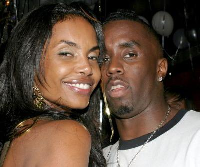 Kim Porter and Diddy through the years