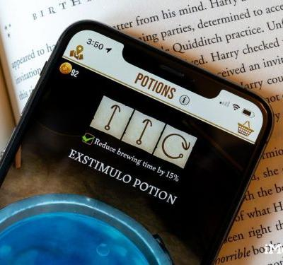 How to make potions brew faster in Harry Potter: Wizards Unite