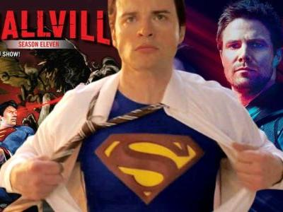 Smallville Set Up Tom Welling's Crisis On Infinite Earths Role
