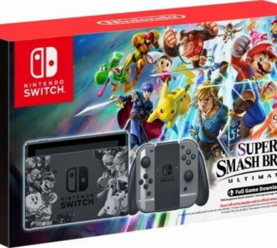 Super Smash Bros. Ultimate Bundle Now Available For Pre-Order