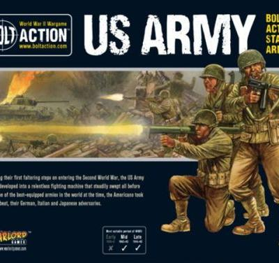 New US Starter Armies Available For Bolt Action