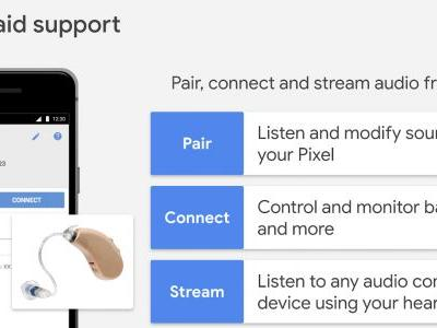 Google working on native hearing aid support for an upcoming Android release
