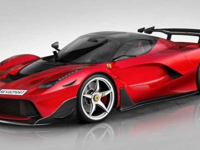 Revozport Reveal One-Off LaFerrari Body Kit