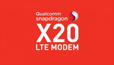 Qualcomm Announces Snapdragon X20 LTE Modem & New RF Front-End Modules For Mobile Devices