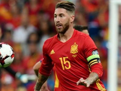 Relationship with Spain colleague Pique is 'very good', says Ramos