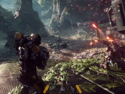 E3 2018: New Anthem Gameplay Shown Off