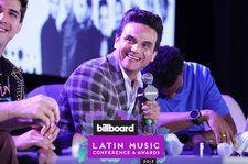 Silvestre Dangond Talks Importance of Collaborations at 2017 Billboard Latin Music Conference: Watch
