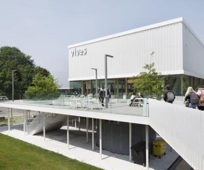 The Cube / dmvA Architecten