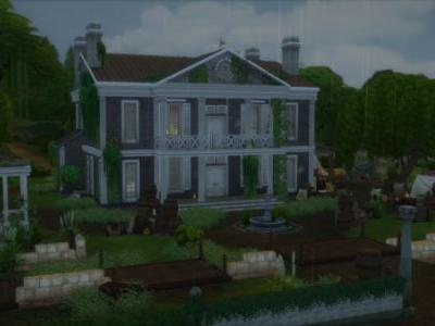 The Sims 4 player recreates Red Dead Redemption 2's Shady Belle
