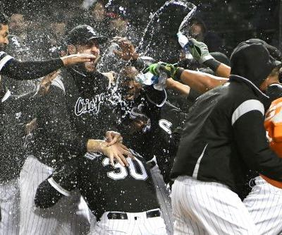 Nicky Delmonico's 3-run HR in 9th leads White Sox by Red Sox