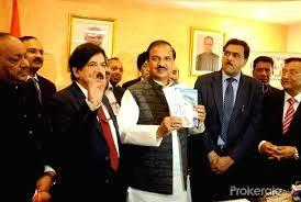 Dr. Mahesh Sharma launches pre-loaded Sim Card for Tourists arriving in India on E-visa