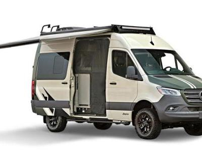Avoid The Other RV Drivers Clogging Highways With This Off-Road Camper