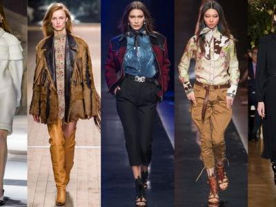 Designers Want You to Saddle Up and Go West For Fall 2018