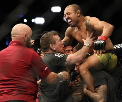 Ex-champ Jose Aldo wants to finish his UFC contract as champion
