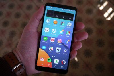 LG proves that taller screens are the future of smartphones