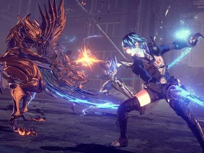 Astral Chain Shows Synergetic Combat And Investigations In New Gameplay Footage