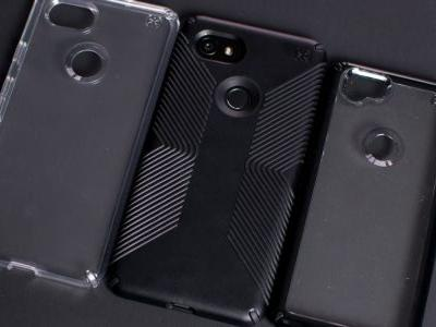 Review: Speck's Made for Google Presidio Grip, Clear & Show cases for the Pixel 2 & 2 XL