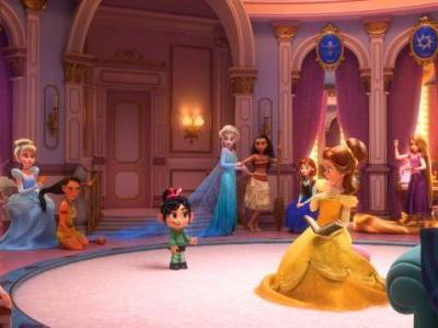 It's A Disney Princess Shank Party: Here's The Trailer For WRECK-IT RALPH 2