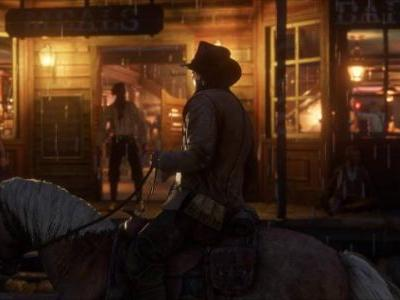 Red Dead Redemption 2 Update 1.04 Out Today for PS4 and Xbox One