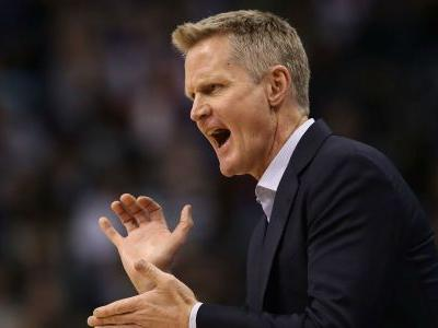 Steve Kerr: Suns shocking win a wake-up call for Warriors