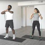 You Only Need 1 Resistance Band to Get In a Full-Body Burn With This 30-Minute Workout